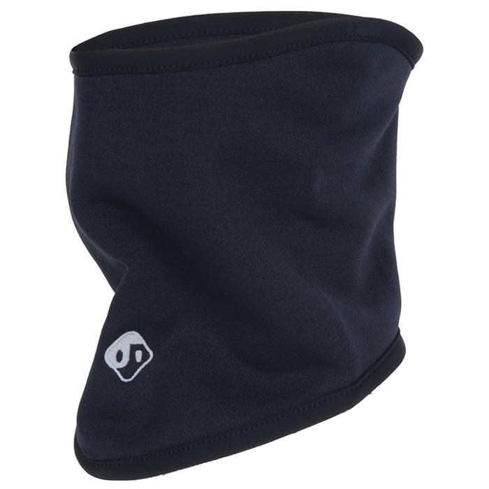 Power Wool Neck Gaiter Black