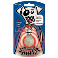 Nite-ize SpotLit Pet Light, Red