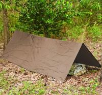 SnugPak Snugpak- Stasha Tactical Shelter, Coyote