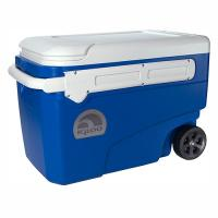 Igloo Countour Glide 38 Quart Cooler Blue