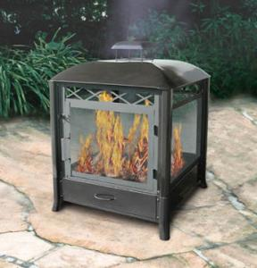 Landmann The Aspen Outdoor Fireplace