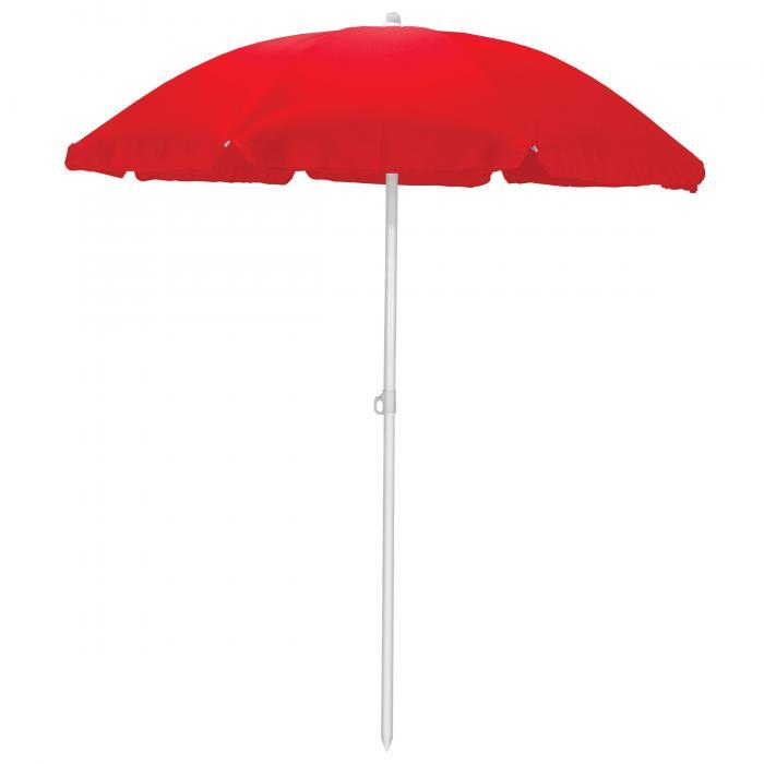 Picnic Time Umbrella 5.5, Red
