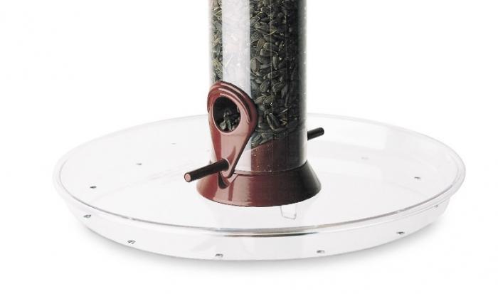 Droll Yankees Medium Omni Bird Seed Tray for all DY Tube Feeders