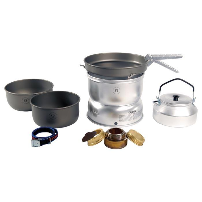 Trangia 25-7 Hard Anodized Stove Kit With Gas Burner