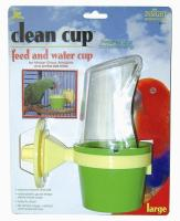 Cup Feeder Bird Large