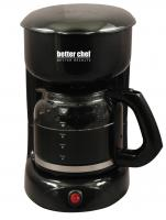 Better Chef Black 12 Cup Coffee Maker