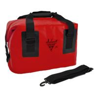 FrostPak 44 Qt Zip Top Cooler Red