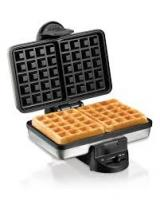 Chef's Choice Model 852 Classic WafflePro Waffle Maker