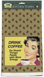 Fiddler's Elbow Drink Coffee Towel