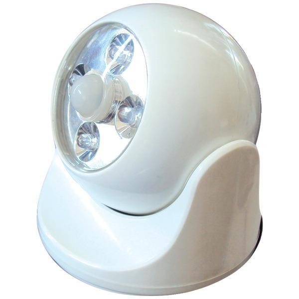 Maxsa Innovations 40241 Anywhere Light (White)