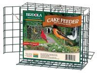 Birdola Cake Suet Feeder, Large
