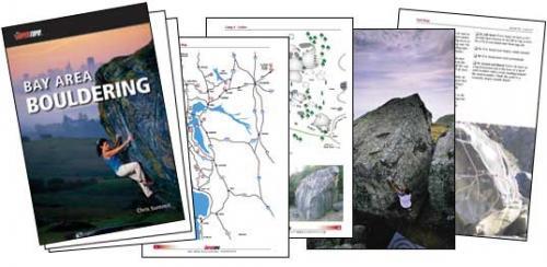 Wilderness Press Yosemite Sport Climbs/trs