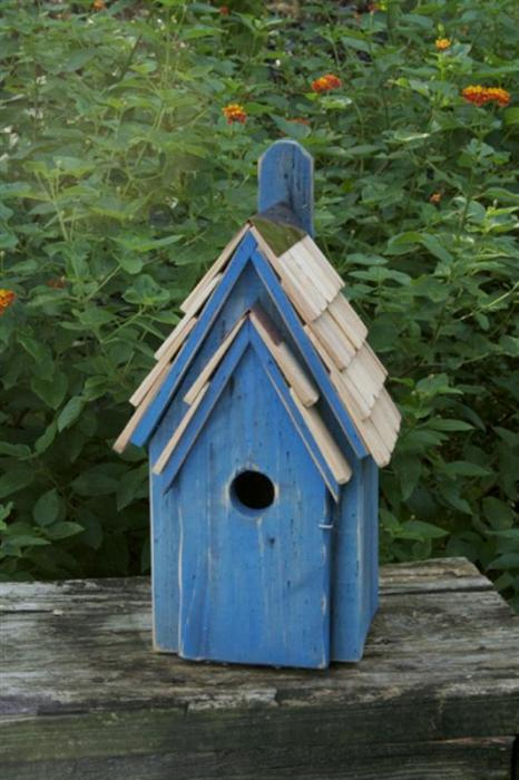 Heartwood Bluebird Manor House, Blue