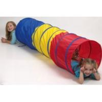 Pacific Play Tents Find Me Multicolor Tent 6 Ft.- Blue / Red / Yellow
