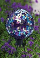 Evergreen Enterprises Purple Gazing Ball