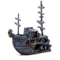 Pirate Treasure Ship Bow