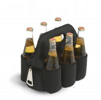 Picnic Plus Neoprene 6 Pack Black
