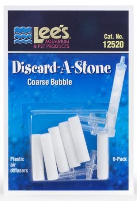 Discard-a-stone