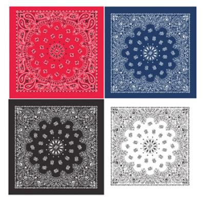 Liberty Mountain Bandanas Red