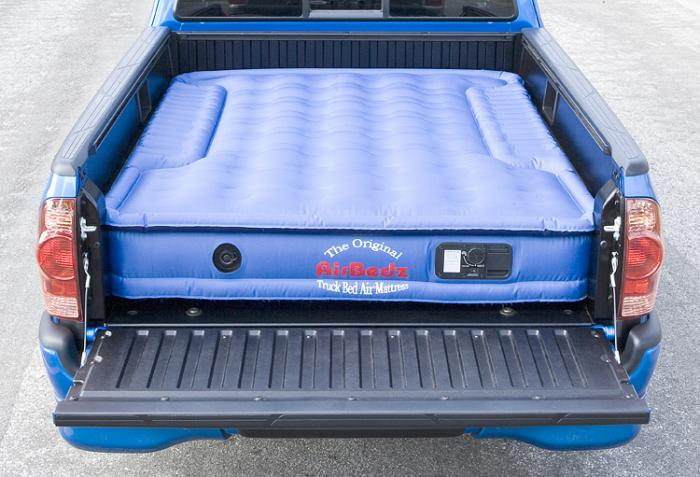 Short Bed Truck Air Mattress by AirBedz, Model PPI-102