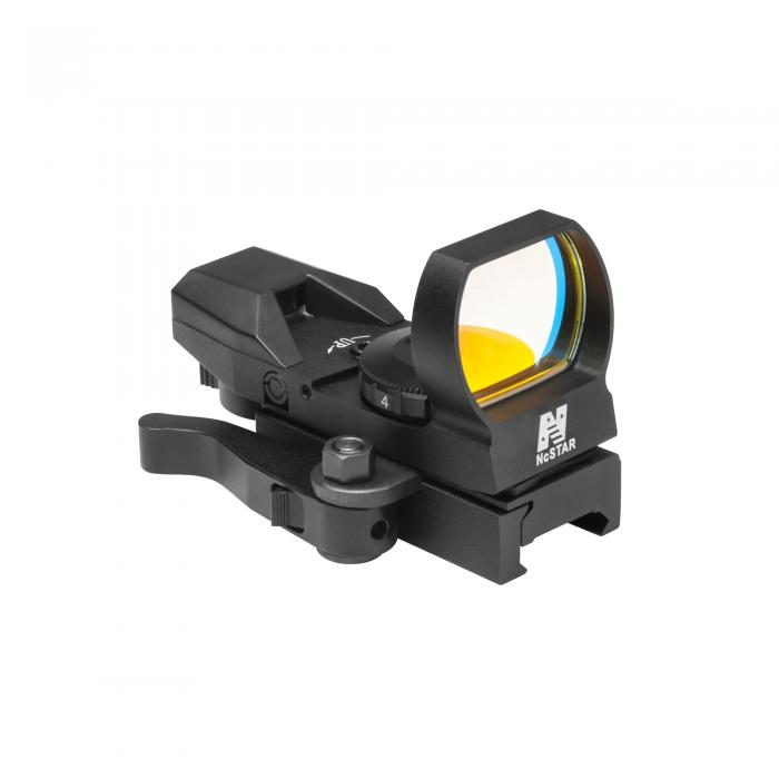 Green Reflex Sight/4 Reticles/Qr Mnt/Blk