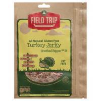 Field Trip Jerky Cracked Pepper Gf Turkey Jerky