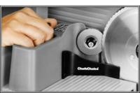 Chefs Choice Model 601: Professional Sharpener for Electric Food Slicer Blades