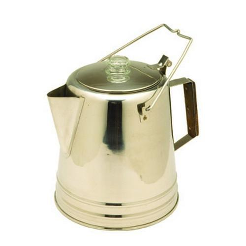 Texsport Percolator, Stainless Steel 14 Cup