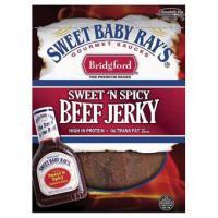 Sweet Baby Ray's  Sweet/Spicy Beef Jerky - 3oz
