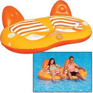 SportsStuff Pool & Beach 2UP Lounge