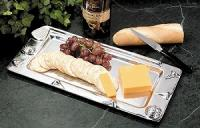 Golf Rectangular Serving Tray Platter