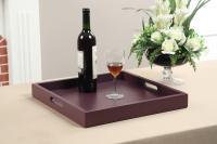 Convenience Concepts Palm Beach Tray, Purple