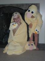 Duck Critter Bath Puppet