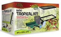 Zilla Tropical Starter Kit