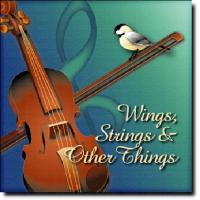 Animelodies Wings, Strings, & Other Things, CD