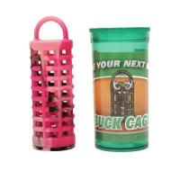 Single Buck Cage Camo Pink