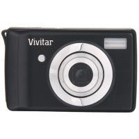 Vivitar Vivicam T125 Digital Camera Black