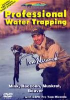 Stoney-Wolf Professional Water Trapping with Tom Miranda DVD