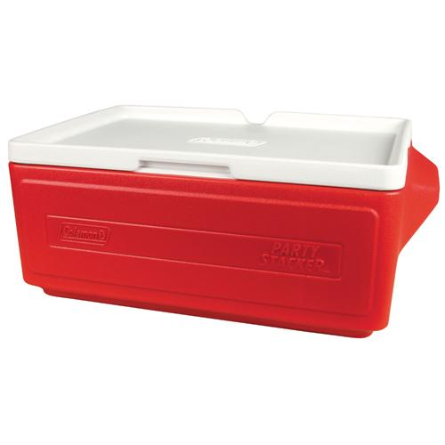 Coleman Cooler, 24 Can Stacker Red