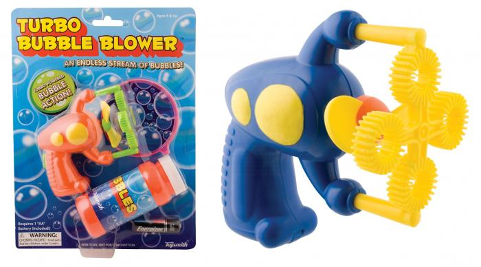 Toysmith Bubble Blower