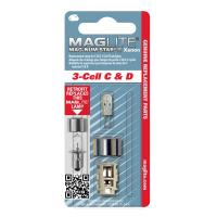 MagLite 3 Cell Xenon Replacement Bulbs
