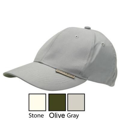 White Rock Baseball Micro-fiber Cap,  Dark Grey