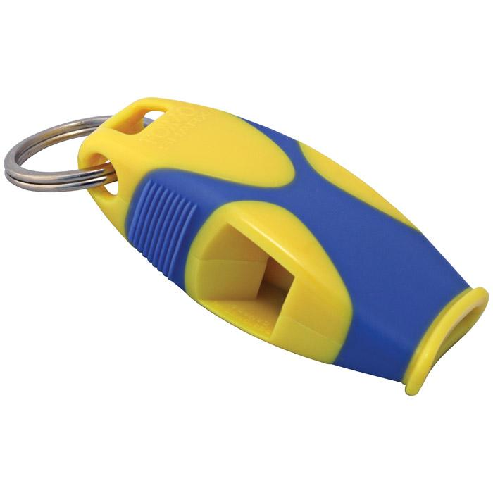 Fox 40 Sharx with Lanyard-Yellowith Blue