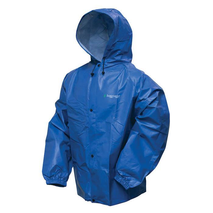 Frogg Togg Pl Rainsuit Blu Xl
