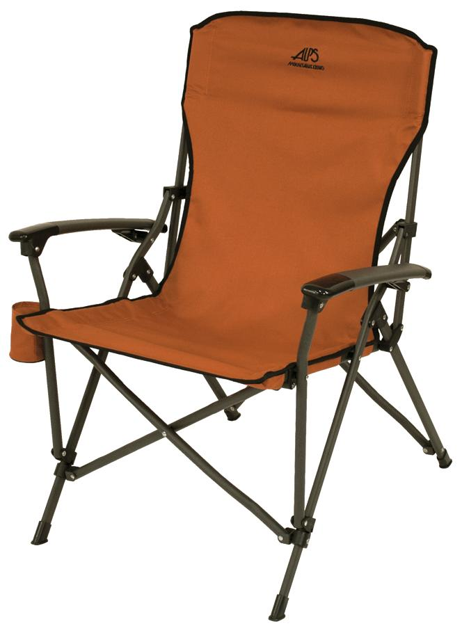 Alps Mountaineering Leisure Camping Chair Rust