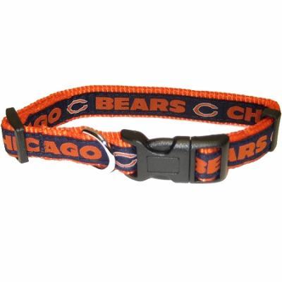 Chicago Bears NFL Dog Collar - Medium