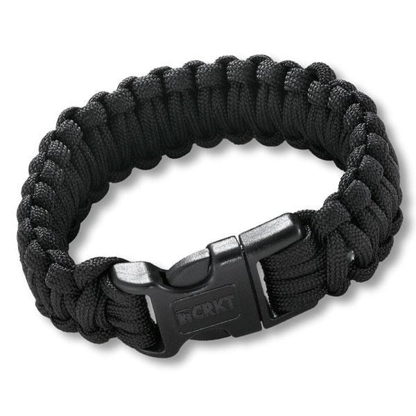 Columbia River (CRKT) Onion Para-Saw Bracelet, Large, Black