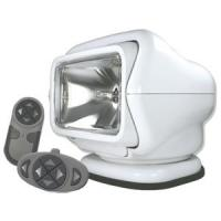 Golight Stryker Searchlight 12V w/Wireless Dash & Handheld Remote - White