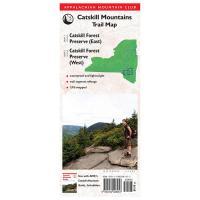 Amc Catskill Mtn Tail Map 3Ed