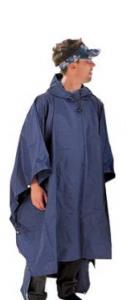 Liberty Mountain Backpacker Poncho, Navy